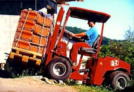Uni-Truck für Werkhof
