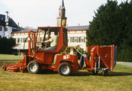 Park Maintenance - Grünig