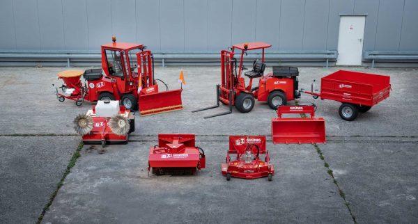 Uni-Truck System - Grünig