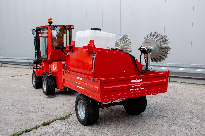 Uni-Truck Anhänger