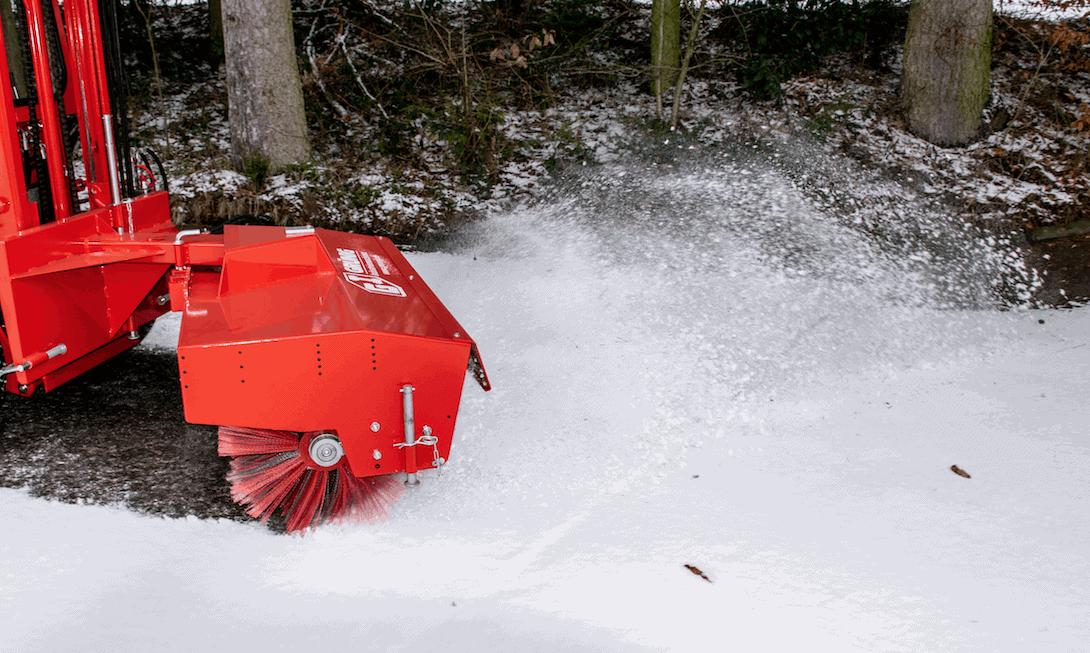 Grünig Industriemaschinen Winterdienstgeräte