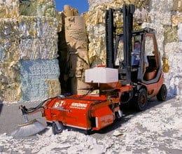 GSV 1200 Kehrmaschine