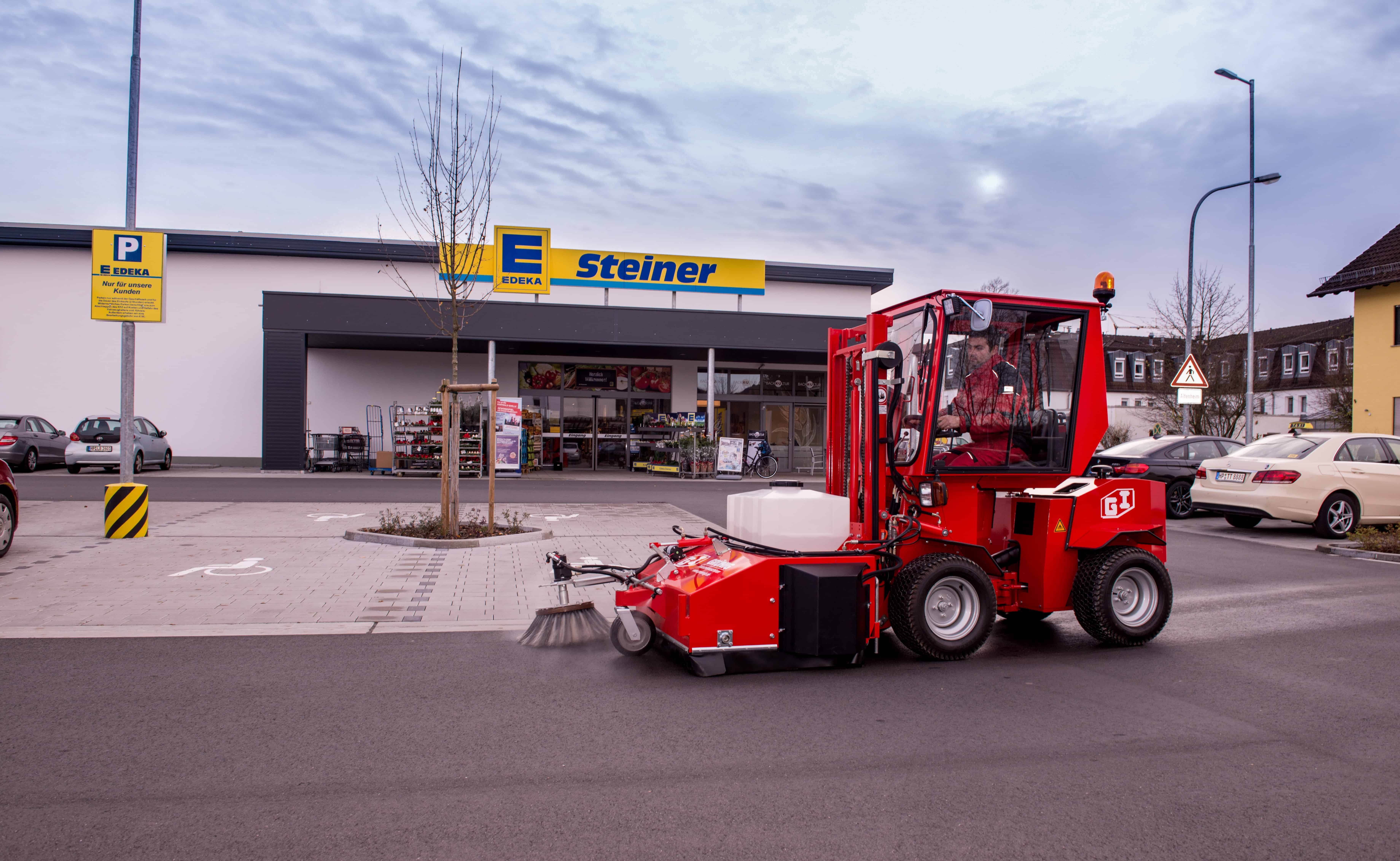 GSX 1200 Uni-Truck
