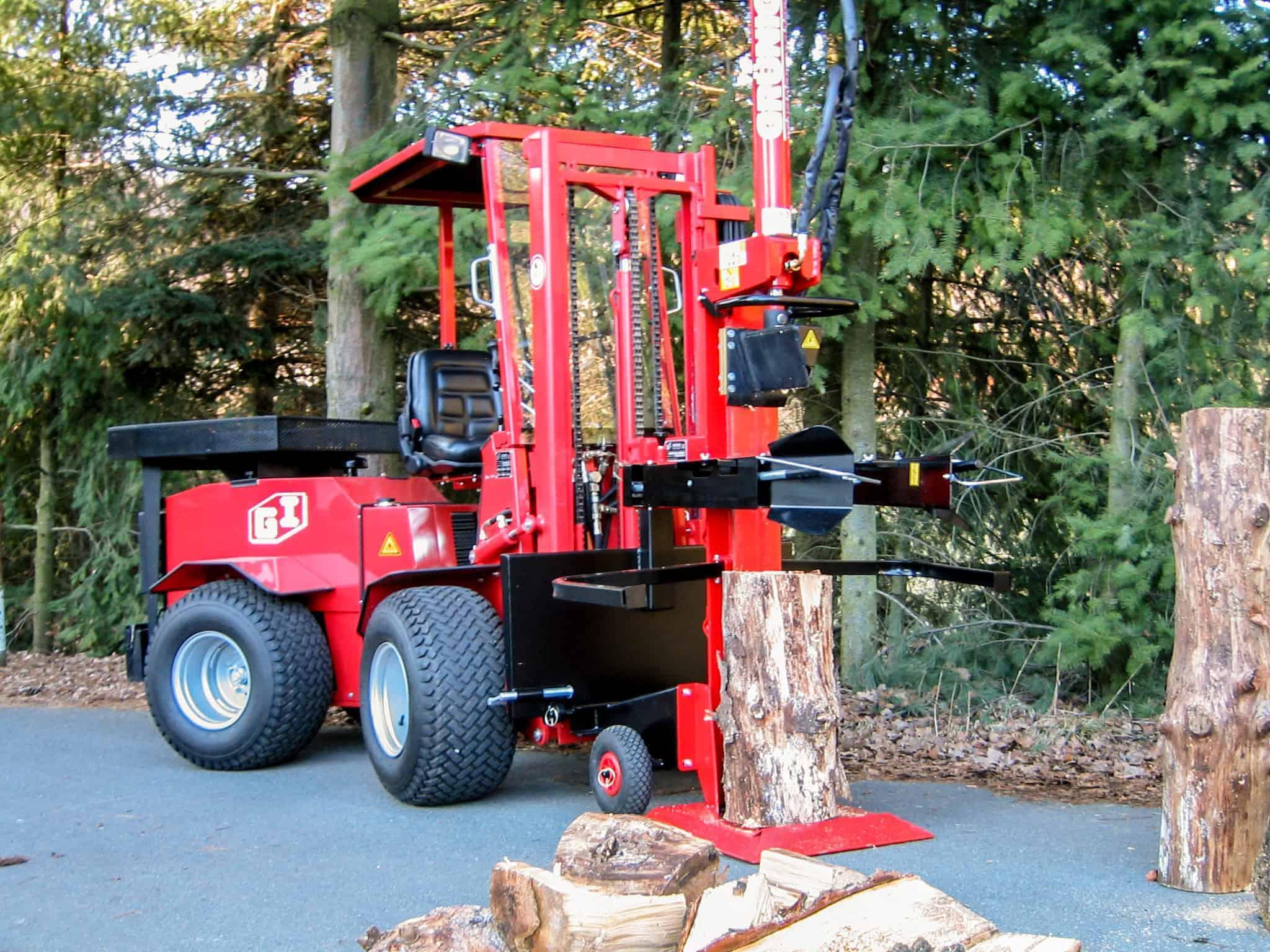 Holzspalter Uni-Truck