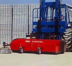 Kehrmaschine Betonwerk