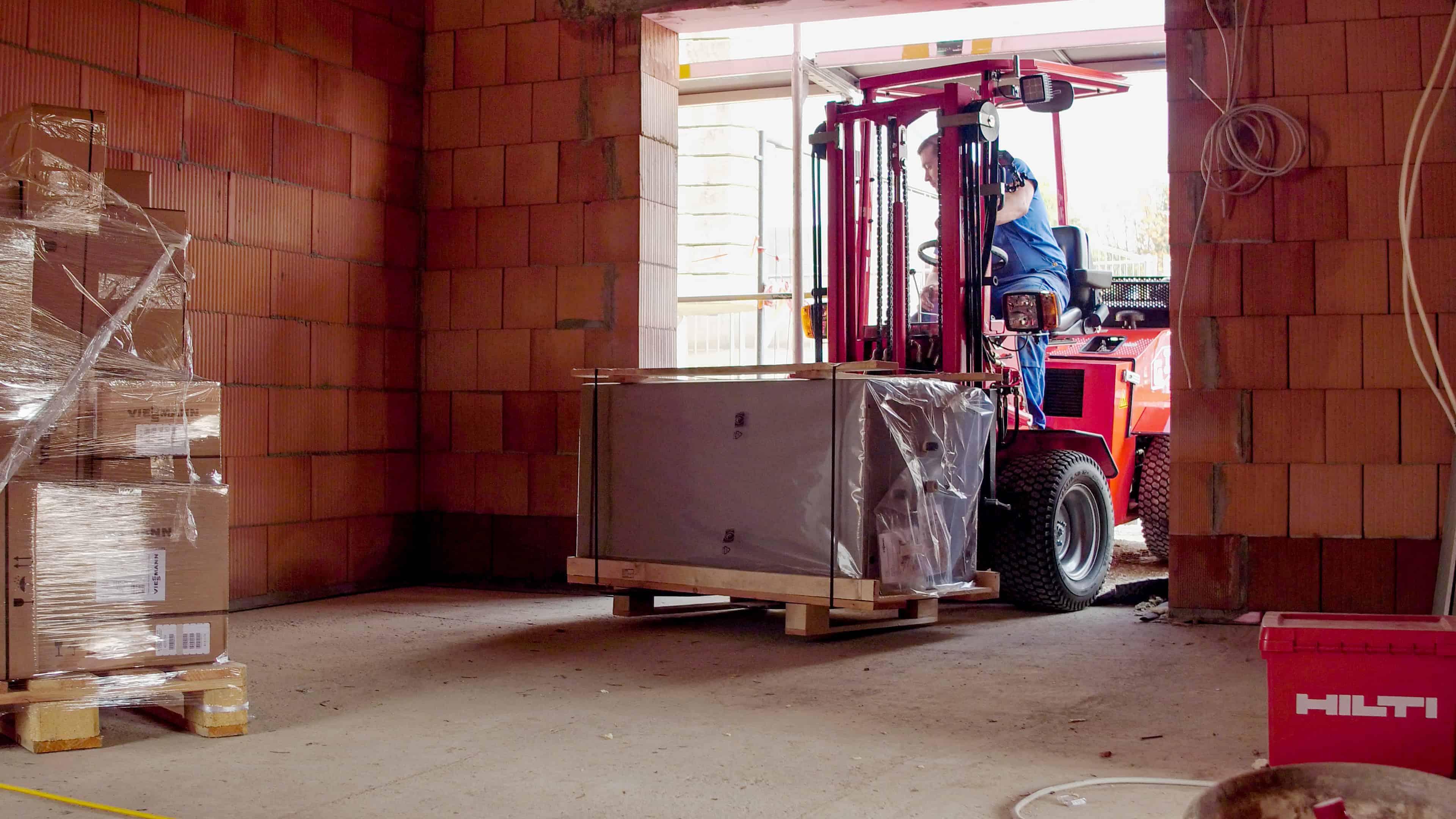 Palettengabel Uni-Truck