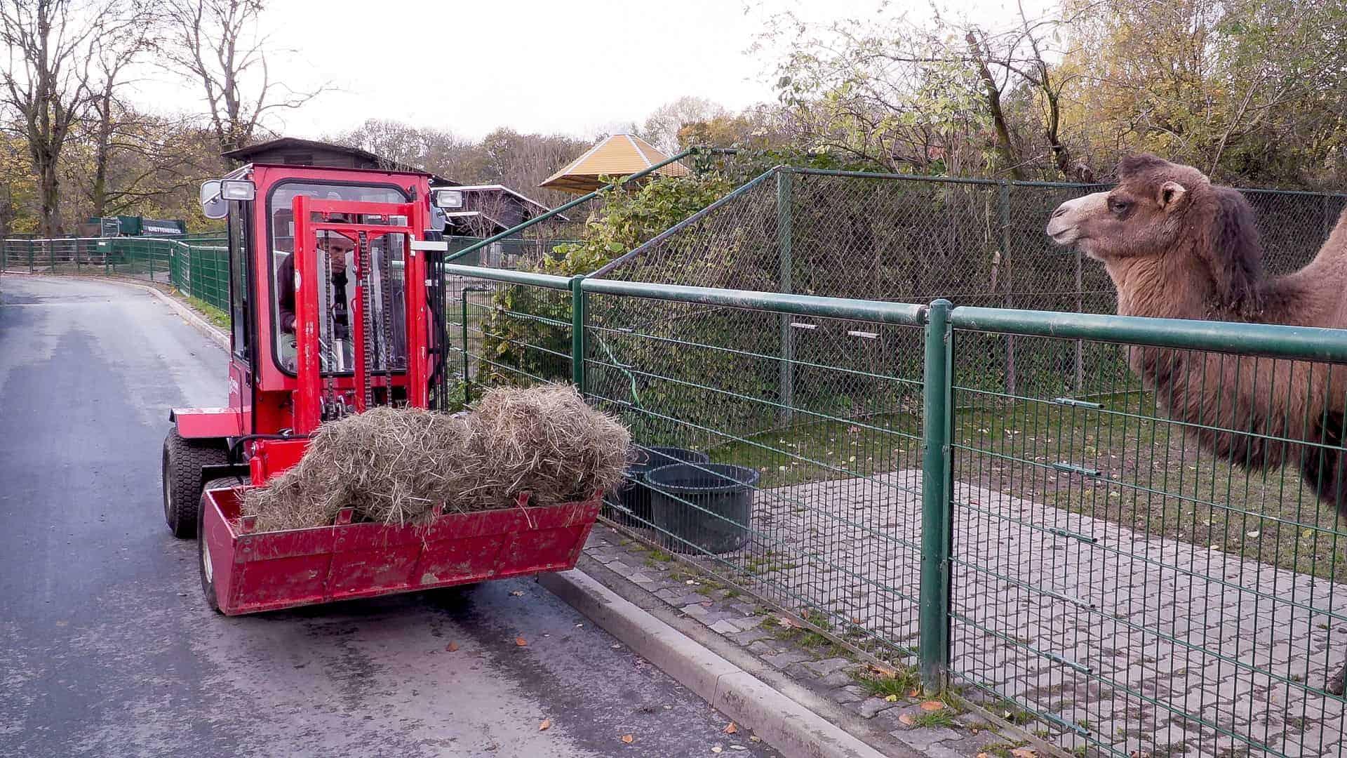 Schaufel Uni-Truck