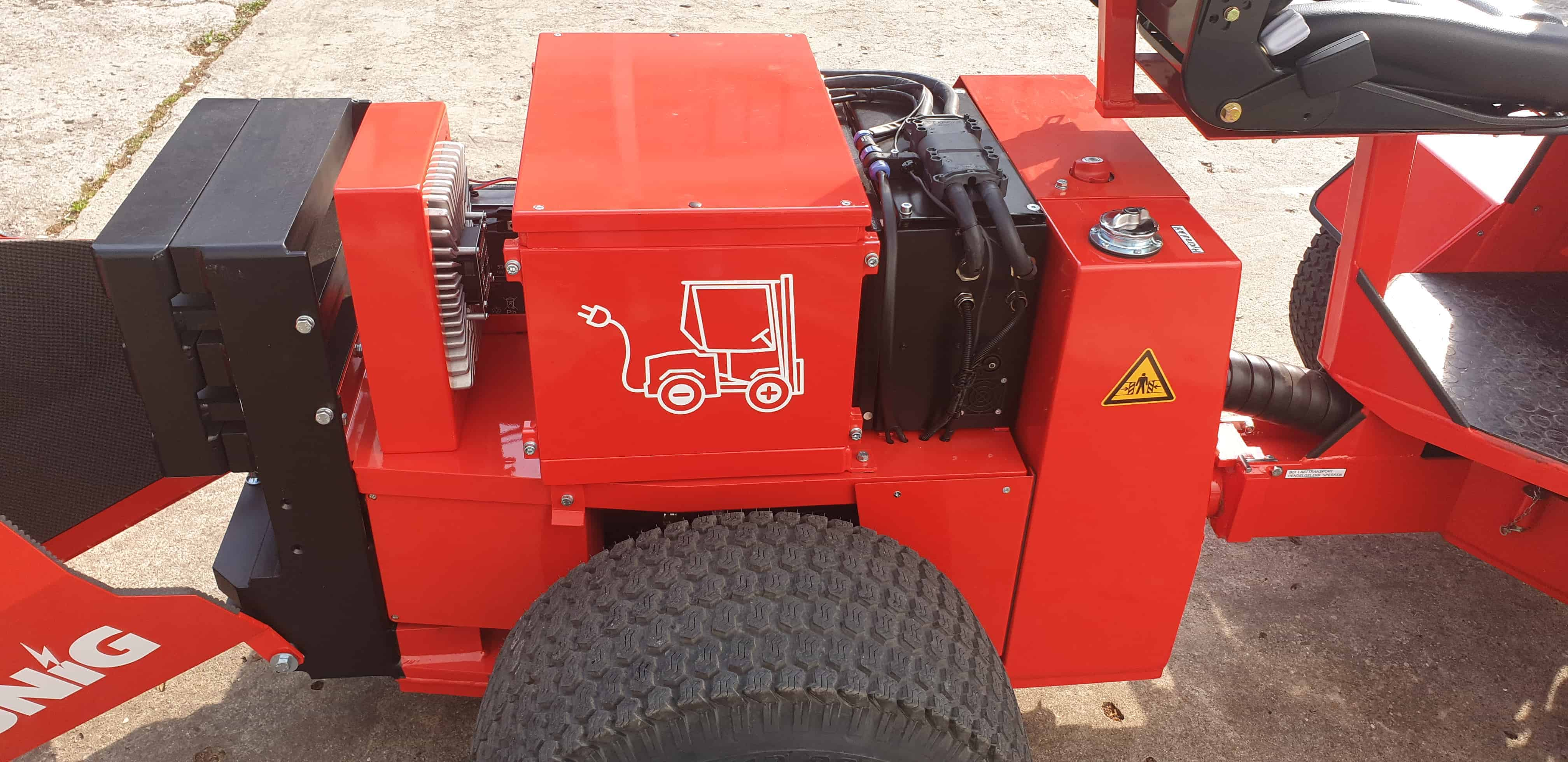 Uni-Truck Elektro