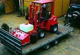 Uni-Truck Aufhänger