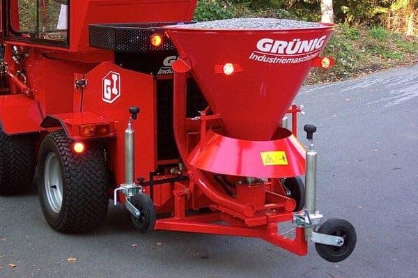 Uni-Truck Granulatstreuer