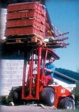 Uni-Truck Stapler