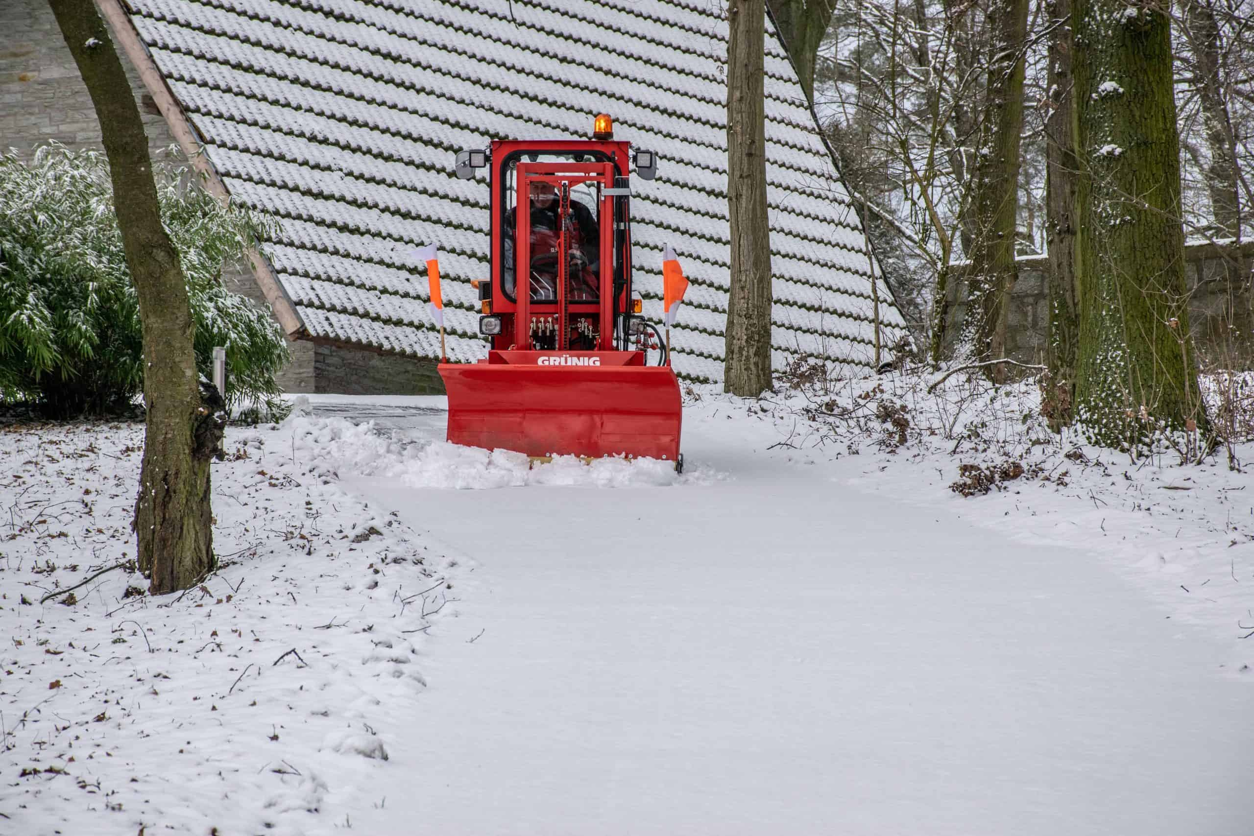 Winterdienstgerät Strasse