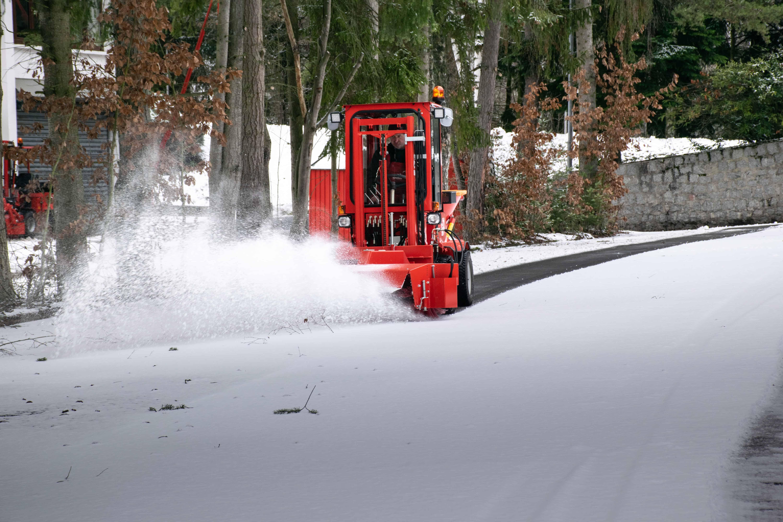 Winterdienst Bild